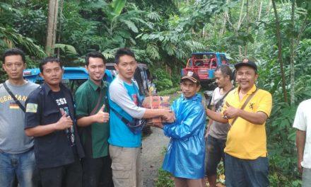 Tim SJC Sisir Wilayah Tasela yang Belum Terasentuh Bantuan Akibat Bencana