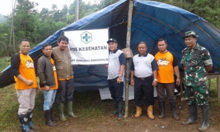 Kegiatan SATGAS Penanggulangan Bencana Banjir Dan Tanah Longsor Di Wilayah Selatan Kabupaten Tasikmalaya