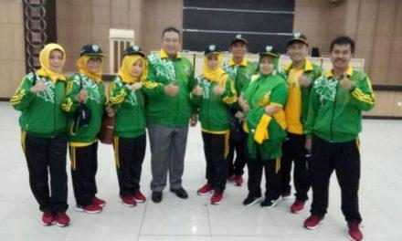 Walikota Lepas 106 Anggota Kontingen Kota Tasik Untuk Mengikuti Porpemda Ke XIV Tingkat Jawa Barat