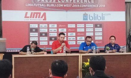 Kota Tasikmalaya Menjadi Tuan Rumah LIMA Futsal Blibli.com West Java Conference 2018