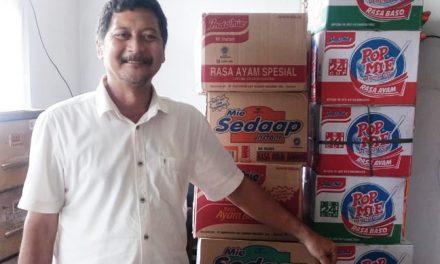 Bentuk Solidaritas Kepada Korban Bencana di Tasela, Warga Kecamatan Leuwisari Galang Bantuan Kemanusiaan