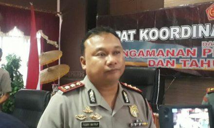 Polres Tasikmalaya Kota Gelar Rakor Operasi Lilin Lodaya 2018