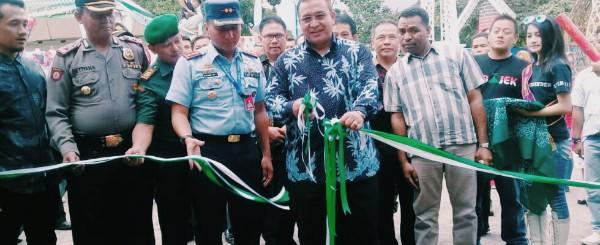 Walikota Tasik, Buka Secara Resmi Pesta Rakyat 2018 di Dadaha