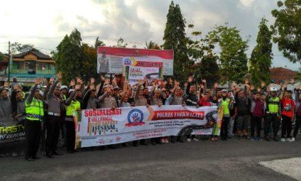 Sosialisasi Millenial Road Safety Festival Di Gelar Polres Tasikmalaya