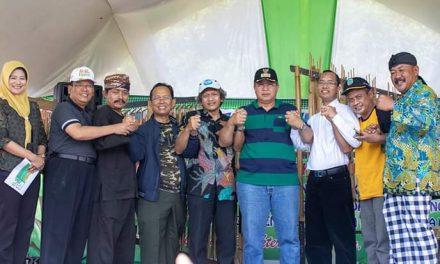 Walikota Tasik Hadiri Launching Hutan Edukasi Ekoliterasi di Kawasan Urug Kawalu