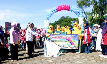 Gebyar Karnaval PAUD Se-Kota Tasikmalaya, Himpaudi Berharap Pemerintah Memiliki Kepekaan Terhadap Anak