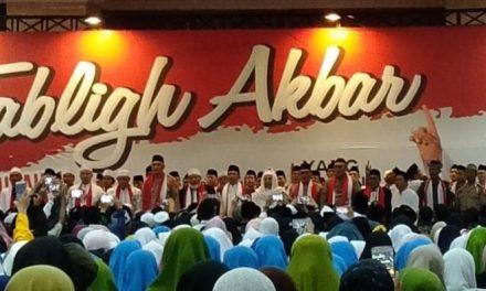 Bupati Tasik Hadiri Tabligh Akbar yang Dipimpin Oleh Habib Muhammad Luthfi Bin Yahya