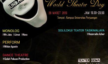 Teater Tasikmalaya Punya Cerita