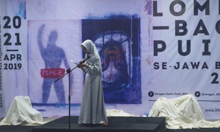 SST Sukses Menggelar Lomba Baca Puisi Se-Jabar Tahun 2019