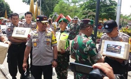 Kapolda Jawa Barat Gelar Patroli di Kota Tasikmalaya