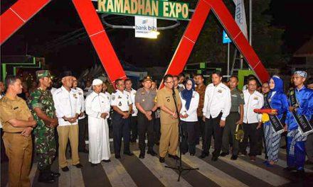 Bupati Tasikmalaya Resmikan Ramadan Expo 2019