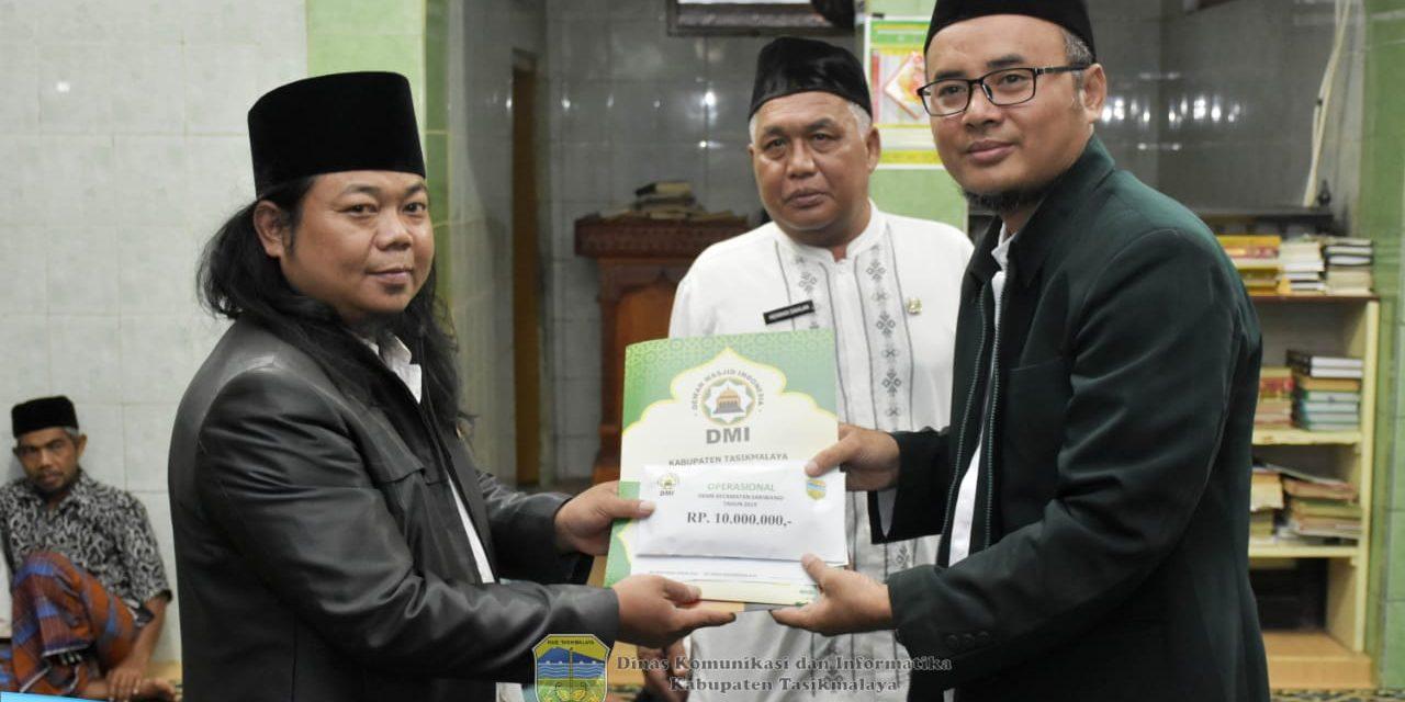 Pemkab Tasikmalaya Gelar Tarling dan Berikan Bantuan Rp. 10 Juta Kepada DKM Al-Idris