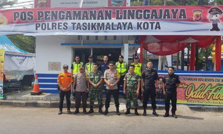 Polsek Mangkubumi Siap Siaga Dalam Mengamankan Arus Mudik