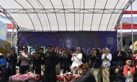 Karnaval Jampana Terbanyak Memeriahkan Penutupan Motekar 2019 Tasikmalaya