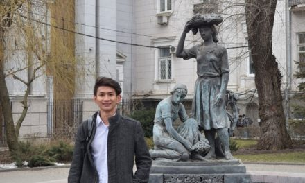 Kuliah di Luar Negeri, Siswa Asal Tasikmalaya Ini Pilih Beasiswa ke Rusia Jurusan Jurnalistik