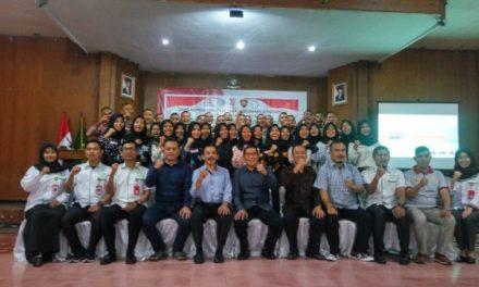 Wakil Walikota Tasikmalaya Menjadi Pemateri Pada Pemusatan Latihan Paskibraka Tingkat Kota Tasikmalaya