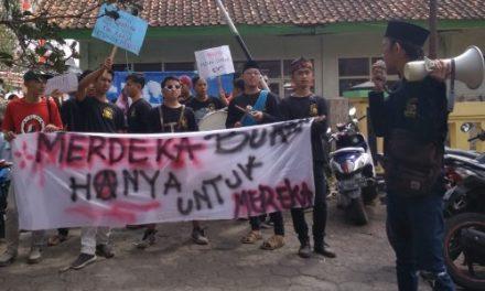 Aksi Damai Pemuda Talun Disambut Baik Camat dan Kapolsek Tanjungjaya