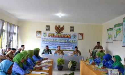 Pemberdayaan Desa Melalui Bidang Kesehatan Desa Nanggerang Kecamatan Cigalontang