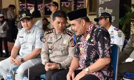 Operasi Patuh Lodaya, Kapolres : Tingkatkan Keselamatan Pengendara