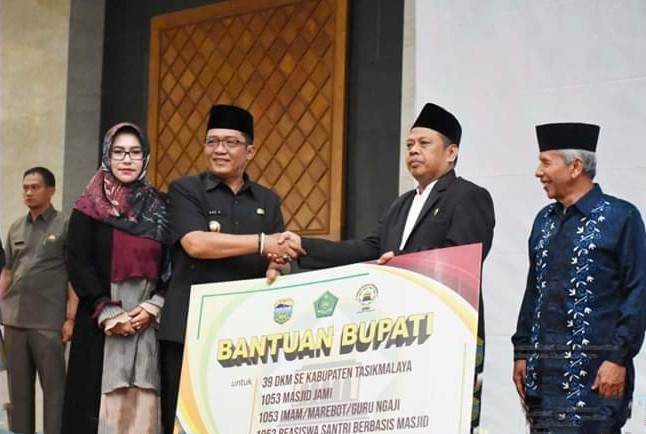 Launching Sibadami, Bupati: Semoga Tepat Sasaran