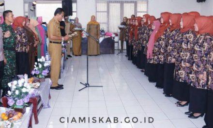 Bupati Ciamis Hadiri Pelantikan dan Pengukuhan Pengurus Gabungan Organisasi Wanita (GOW) Kabupaten Ciamis Periode 2019-2024