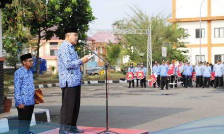 Pj. Sekda Wakili Bupati Jadi Inspektur Upacara Hari Kesadaran Nasional