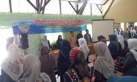 Dinas Pendidikan Kota Tasikmalaya Menyelenggarakan Workshop Pendukung Tim Pengembang Kurikulum (TPK)