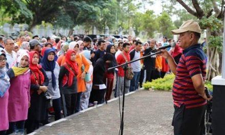 World Clean Up Day Tingkat Kab. Tasikmalaya Diselenggarakan di Pendopo Baru