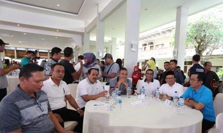 H. Ade Sugianto, S.IP Hadiri KOPDAR Gubernur Jabar di Pangandaran