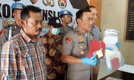 Polisi Tahan Kades Cipakat Kasus Pengalihan Dana Desa Tahun 2017