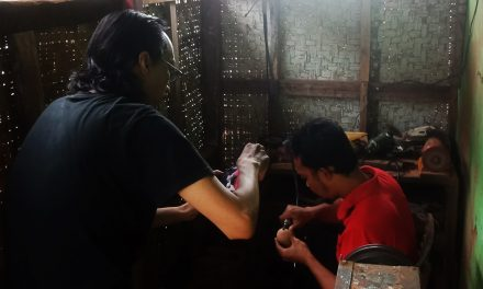 "Dianggap ""Pangedulan"" Cangklong Karya Warga Tasikmalaya Ini Menembus Pasar Dunia"
