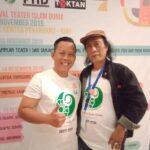 Nadi Hariyansyah Dikukuhkan Menjadi Presiden ZKN Indonesia Chapter Bengkulu