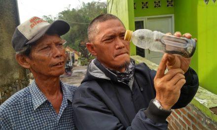 Ngeri, Anak Ular Kobra Resahkan Warga Perum Tatalestari Cikadongdong