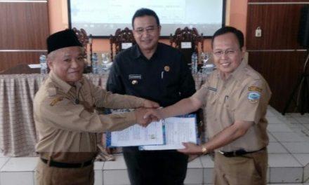 Jalin Sinergitas, RSU Dr. Soekardjo Dengan Disdukcapil Kota Tasikmalaya