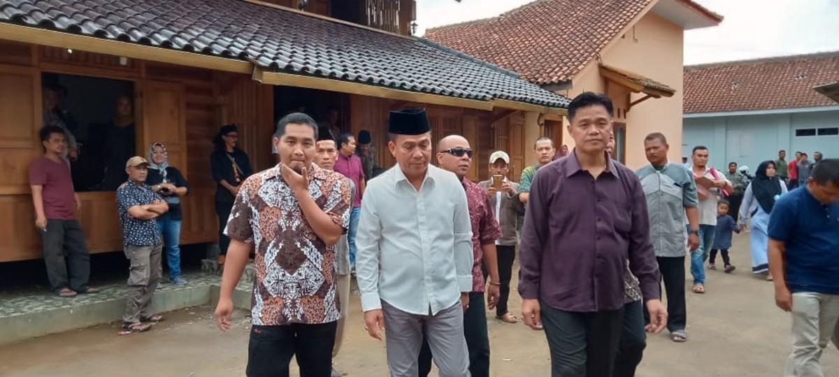 Menuju Kursi Bupati, H. Azis Ismaya Mahfud Berjanji Akan Sejahterakan Masyarakat Miskin dan Tidak Akan Korupsi