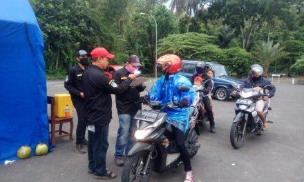 Pos Jaga 5 Urug Kondusif, Sejumlah Ormas dan Relawan Turut dalam Pengamanan
