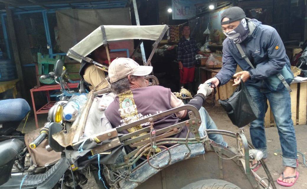Wujud Peduli Pandemi, Komunitas Rami Jenggala Gelar Road Show Munggah Méré di Cigantang dan Bungursari