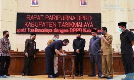 DPRD dan Bupati Tasik Dorong Pembentukan Kab. Tasela