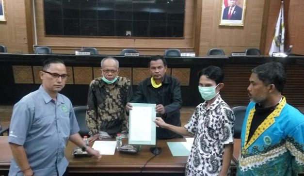 Merasa Dianaktirikan Kebijakan Pemprov Jabar, DPD PGM Kota Tasikmalaya Gelar Audiensi Bersama Komisi IV