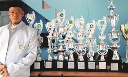 Pertama dalam Sejarah, DPD BKPRMI Kab. Tasikamalaya Raih Juara Umum FASI XI Tingkat Jabar